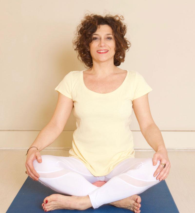 Eva Bartolini Iyengar Yoga