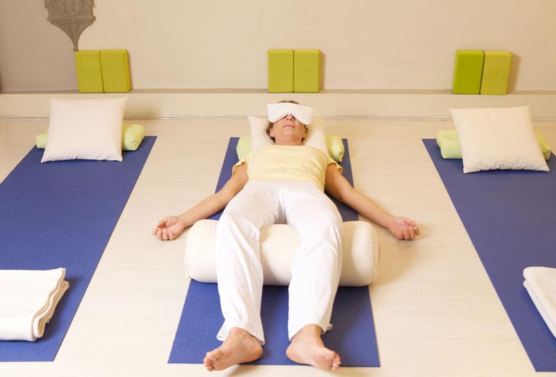 Foto sullo Yoga