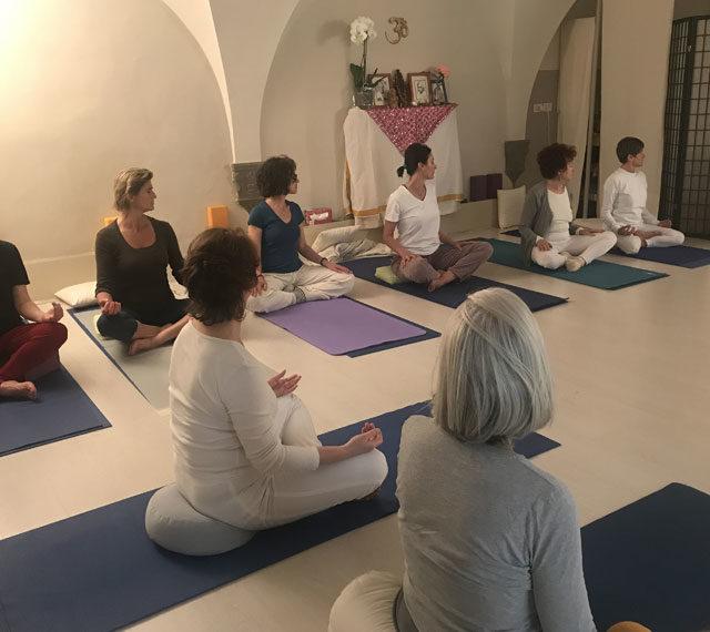 Yoga per la schiena Firenze