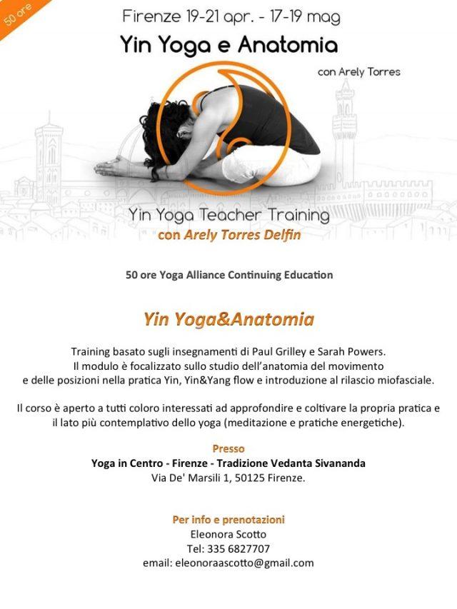 Yin Yoga e Anatomia