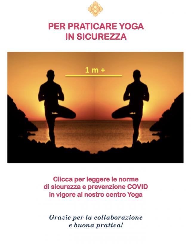 Yoga in Sicurezza
